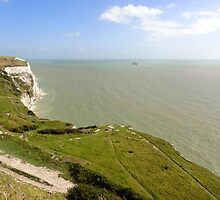 """UK: """"White Cliffs of Dover 7"""", Kent by Kelly Sutherland"""