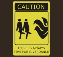 Time for Riverdance by Octochimp Designs