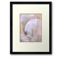 Give & Receive Framed Print
