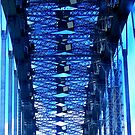 inside the bridge by Peta Hurley-Hill