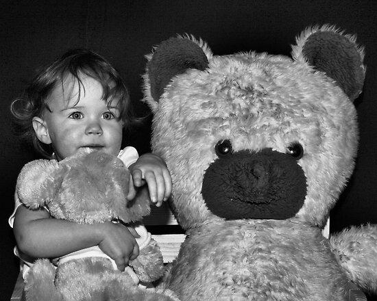 Ellie and her Bears by Tanya Kenworthy-Mosher