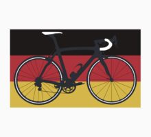 Bike Flag Germany (Big - Highlight) Kids Clothes