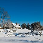 Gairloch House in Winter by MarkEmmerson