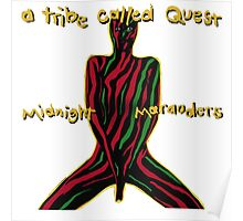 A tribe called quest - Midnight Marauders Poster