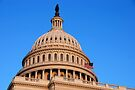 U. S. Capitol Dome and Statue of Freedom > by John Schneider