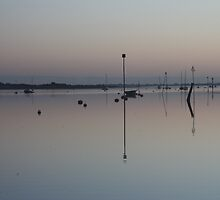 Emsworth Harbour December 2008 by brigusser