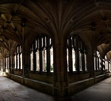 Cloisters by Paul Woloschuk
