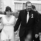 Amanda and Warrens Wedding by Clare Kinloch