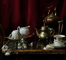 Tea for One by Gazart