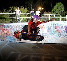 Damo's Frontside Air by Bill Fonseca