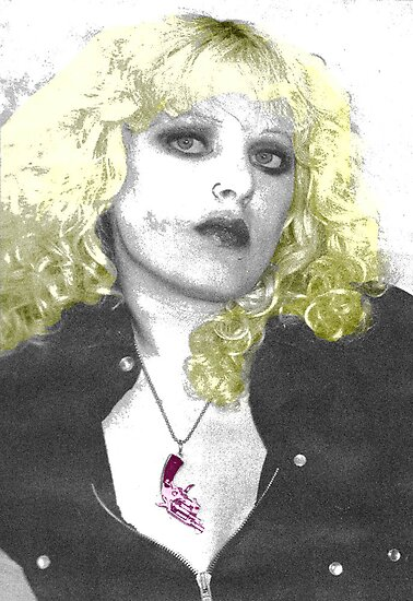 I Am Nancy Spungen by tonyanicole