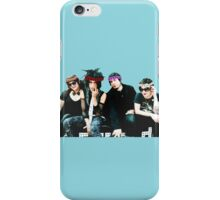 Mindless Self Indulgence - Flower Crown Group iPhone Case/Skin