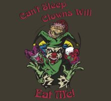 Can't Sleep Clowns Will Eat Me by block33