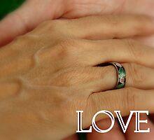Love by Cricket Jones