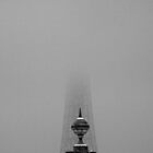 Misty Paris by GlennC