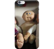 Seven Lovely Dolls iPhone Case/Skin
