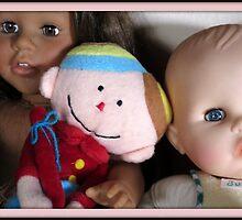 three lovely dolls by danielgomez