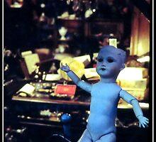 Doll at Paris Flea Market by danielgomez