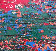 Chipping Paint by AndreaJeanCo