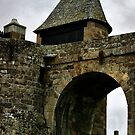 SOLIDOR ENTRANCE TO THE CASTTLE by Karo  Evans
