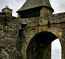 SOLIDOR ENTRANCE TO THE CASTTLE by Karo / Caroline Evans (Caux-Evans)