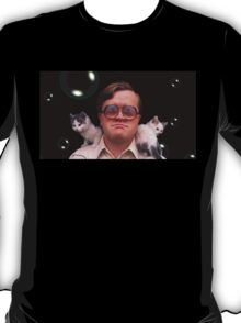 Bubbles and Kitties T-Shirt