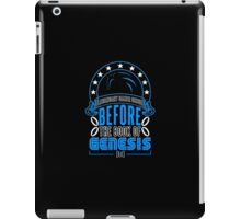 Before The Book Of Genesis (Sonic Legendary Gamer) iPad Case/Skin