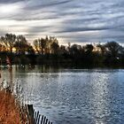 Brickfield Pond Rhyl HDR by Dfilmuk Photos
