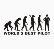 Evolution world's best Pilot by Designzz