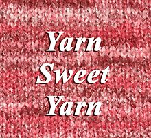 Knitters Funny Yarn Saying Kint Humor by JostaBerry