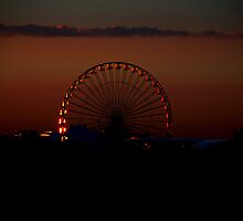Navy Pier Chicago by Luca Renoldi