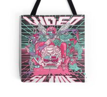 3D Mutant Fun Club Tote Bag