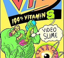 Ecto Slime Juicebox by videoslime