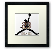 BEL AIR Framed Print
