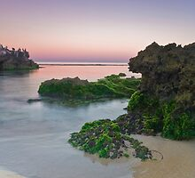 Sunrise on Trigg Beach by Gormaymax