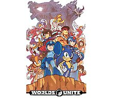 World unite Photographic Print