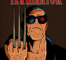 The Terminator: Wolverine by green-devil