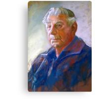 Portrait of Con Conning Canvas Print