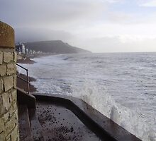 Seaton under weather threat by brucemlong