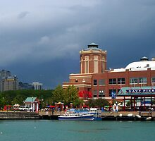 Navy Pier by ckroeger