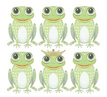 A Prince Among Frogs by Jean Gregory  Evans