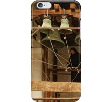 """For Whom the Bell Tolls"" at Rila Monastery, Bulgaria iPhone Case/Skin"