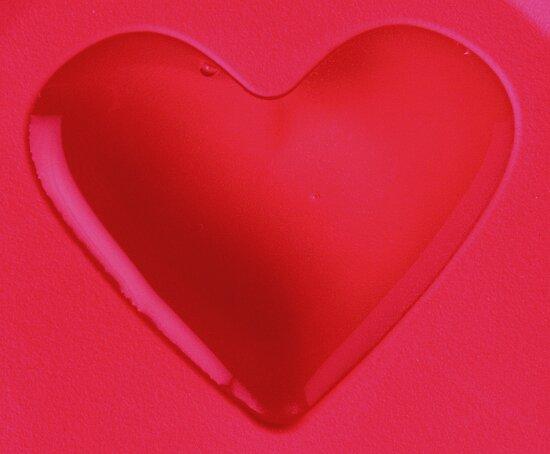 Heart by Katariina Lonnakko