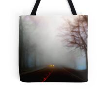 Distant Headlights Tote Bag