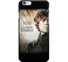 Tyrion Lannister Game of Thrones iPhone Case/Skin
