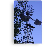 1930's Windmill! Canvas Print