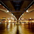 UNDER THE BRIDGE by Scott  d&#x27;Almeida