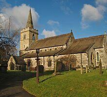 St. Ricarius, Aberford by WatscapePhoto