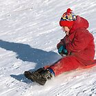 Fun high speed sledding 3 by Mikhail Kovalev