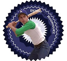 "Benny ""The Jet"" Rodriguez Photographic Print"